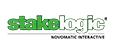 stake logic logo big