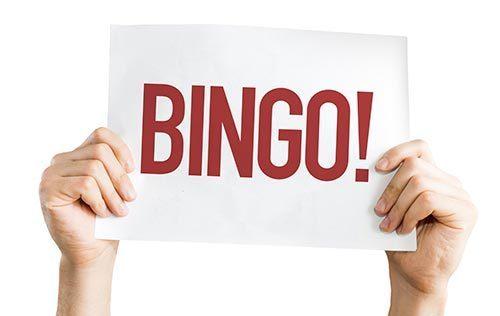 juegos bingo