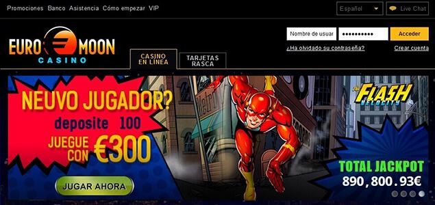 Euromoon juegos casino