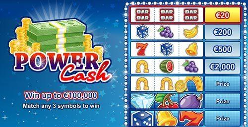 tarjetas rasca gana casino online