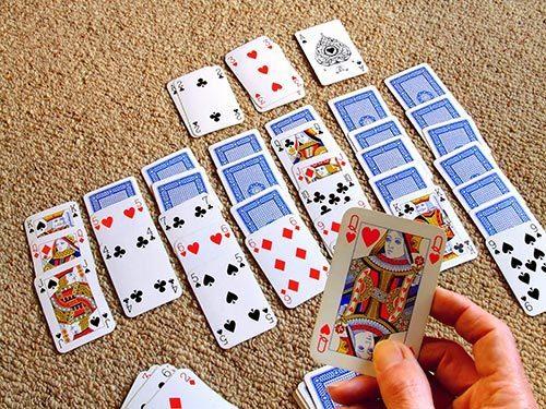 juegos solitario