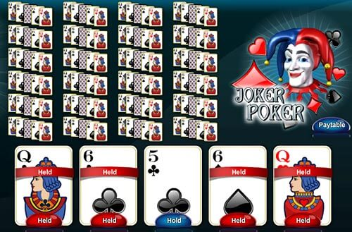 juegos video poker