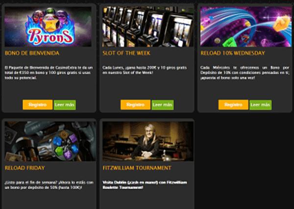 casino extra promociones