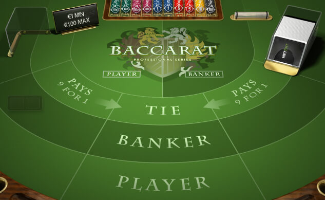 sistemas casino baccarat