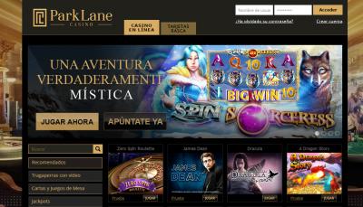 parklane casino promociones