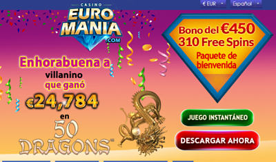 euromania bono