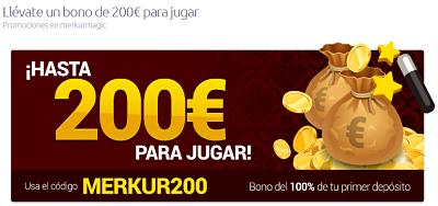 merkurmagic 100€
