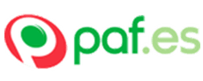 Paff logotipo
