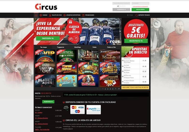 circus-homepage