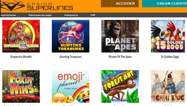 ventaja de jugar casino en línea