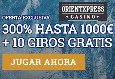 Orientxpress Casino online