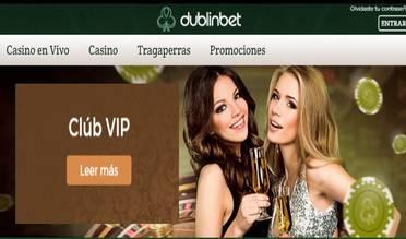 Dublinbet Casino Club VIP