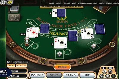 21 Burn Blackjack 2
