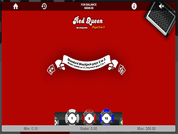 red queen blackjack 2