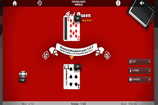 red queen blackjack 3