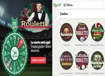 10 euros y 35 tiradas en Casino Paf por primer registro