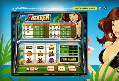 slot 7 heaven