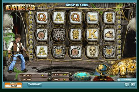slot adventure jack