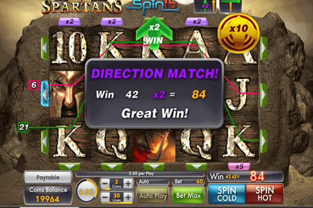 slot age of spartans spin 16