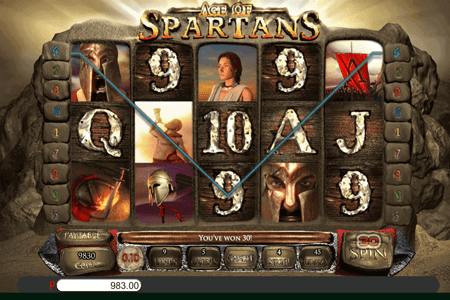 slot age of spartans