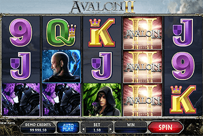 slot avalon ii