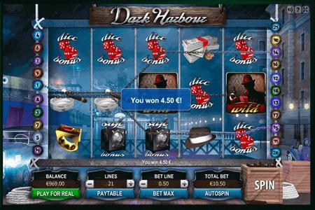 slot dark harbour