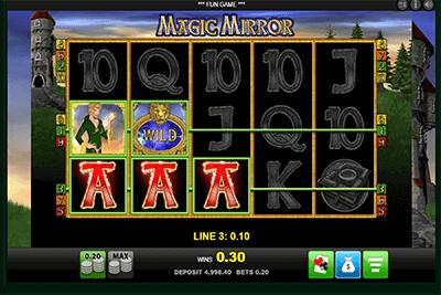 slot magic mirror