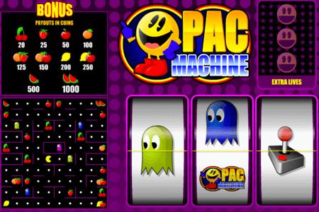 slot pac machine