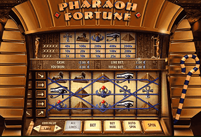 slot pharaoh fortune