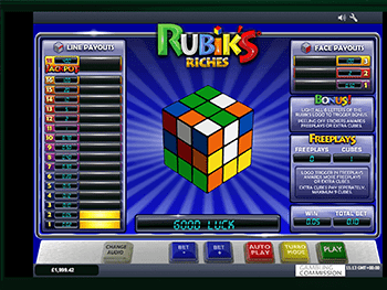 slot rubiks riches