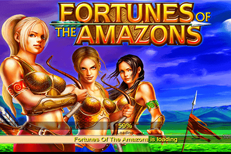 tragaperras fortunes of the amazons