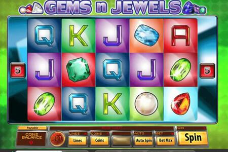 tragaperras gems n jewels