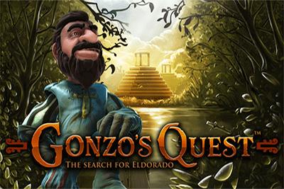tragaperras gonzos quest