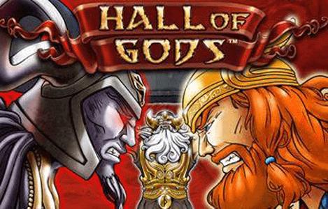 tragaperras hall gods