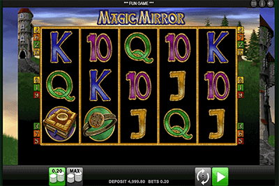 tragaperras magic mirror