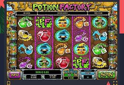 tragaperras potion factory