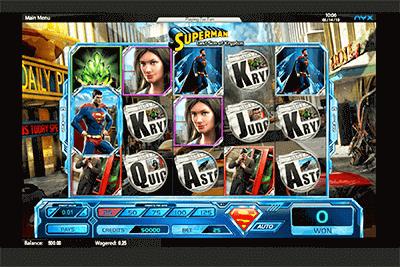 tragaperras superman last son krypton