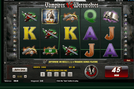 vampires vs werewolves 1