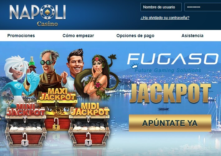 casino online latinoamerica