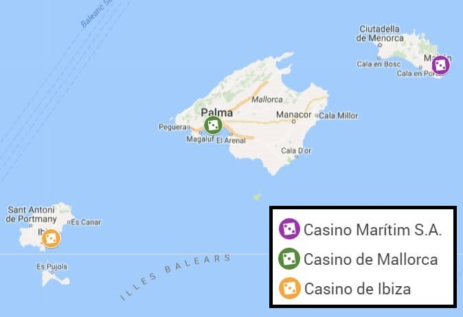 casino maritim baleares