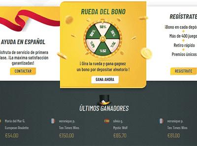 machance casino rueda bono