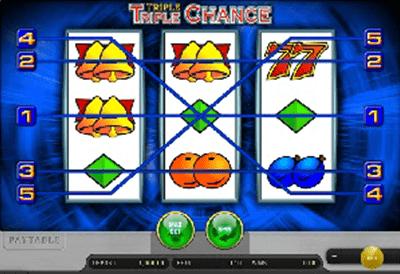 tragaperras triple triple chance
