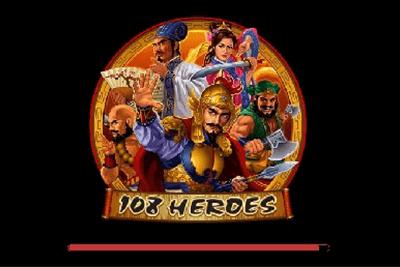 108 Heroes tragamonedas