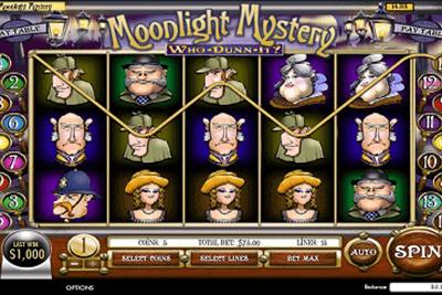Moonlight Mystery tragamonedas