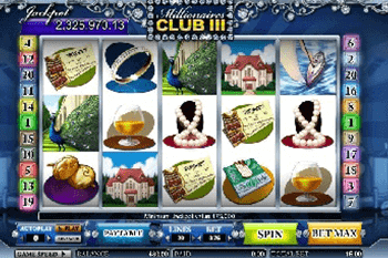 tragaperras Millonaire's Club 3
