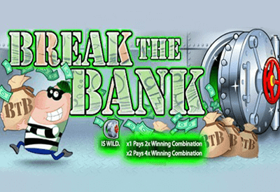 Break The Bank tragamonedas