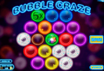 Bubble Craze tragamonedas