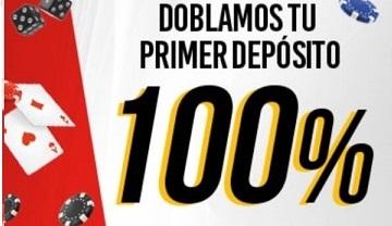 marcaapuestas bono bienvenida 100%