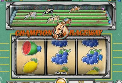 Champion Raceway tragamonedas