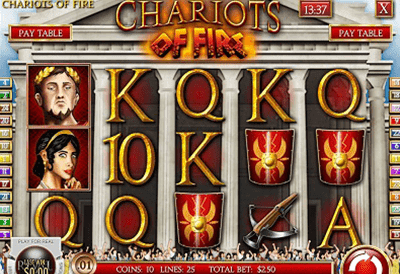 Chariots of Fire tragamonedas